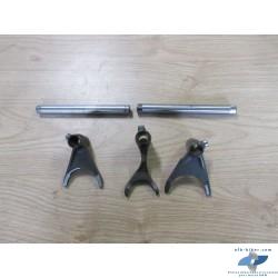 Barillet de sélection de boite de vitesses de BMW K 75 / K 100 / K 1100