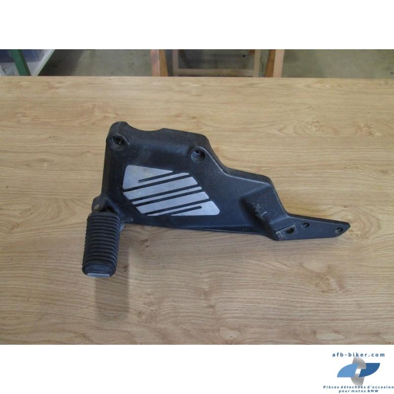 Platine repose pieds gauche de BMW K 1100 LT / RS