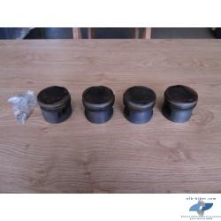 Quatre pistons de BMW K100base/rt/lt/rs produites avant le 02/1988