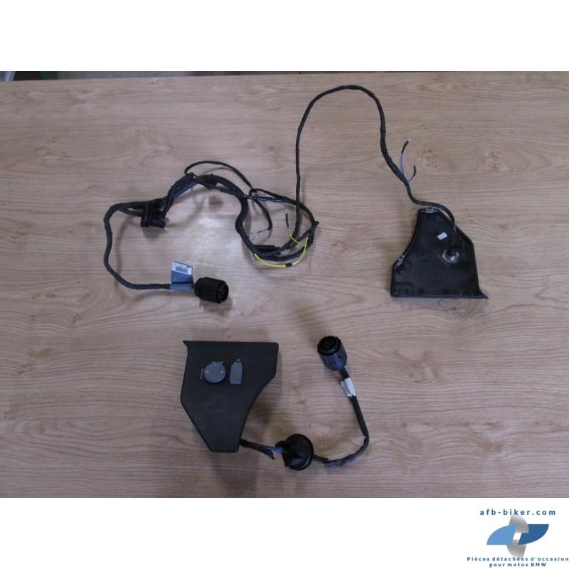 Faisceau électrique de top case et télécommande de radio de BMW K 1200 LT