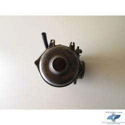 Carburateur droit de r 100 rs / rt / s dans l'état, incomplet, pour la pièce.