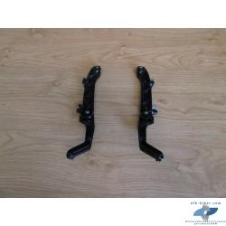 Supports de pare brise de BMW r1200rt / r900rt (11/2003 -...