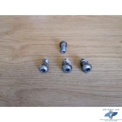 Banjos d'étriers de frein AV et AR de BMW r1200rt/r/rs/gs etc...