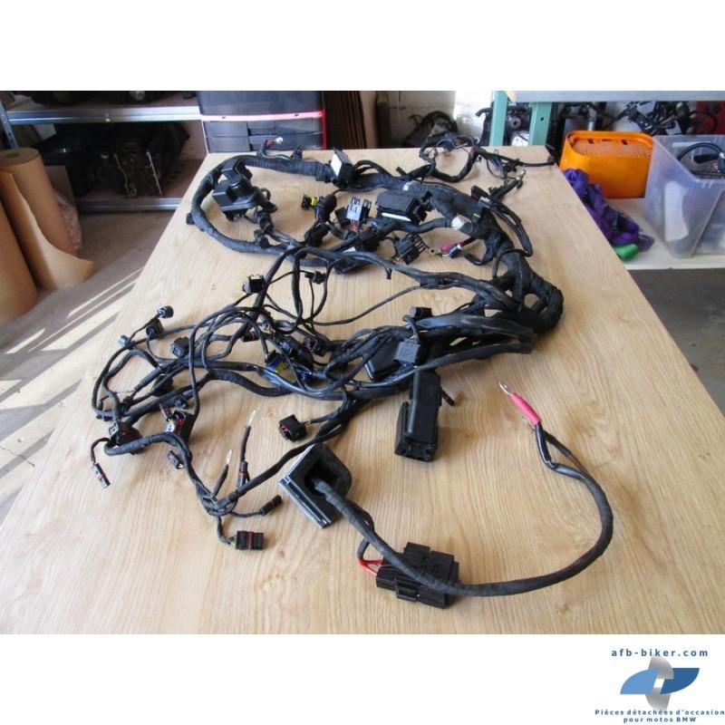 Faisceau électrique de BMW r 1200 rt sans ESA et régulateur vitesse