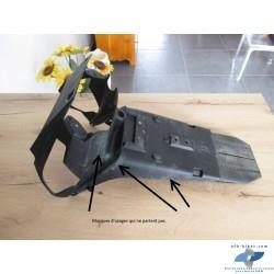 Bavette + partie de garde boue AR de BMW r1200rt / r900rt