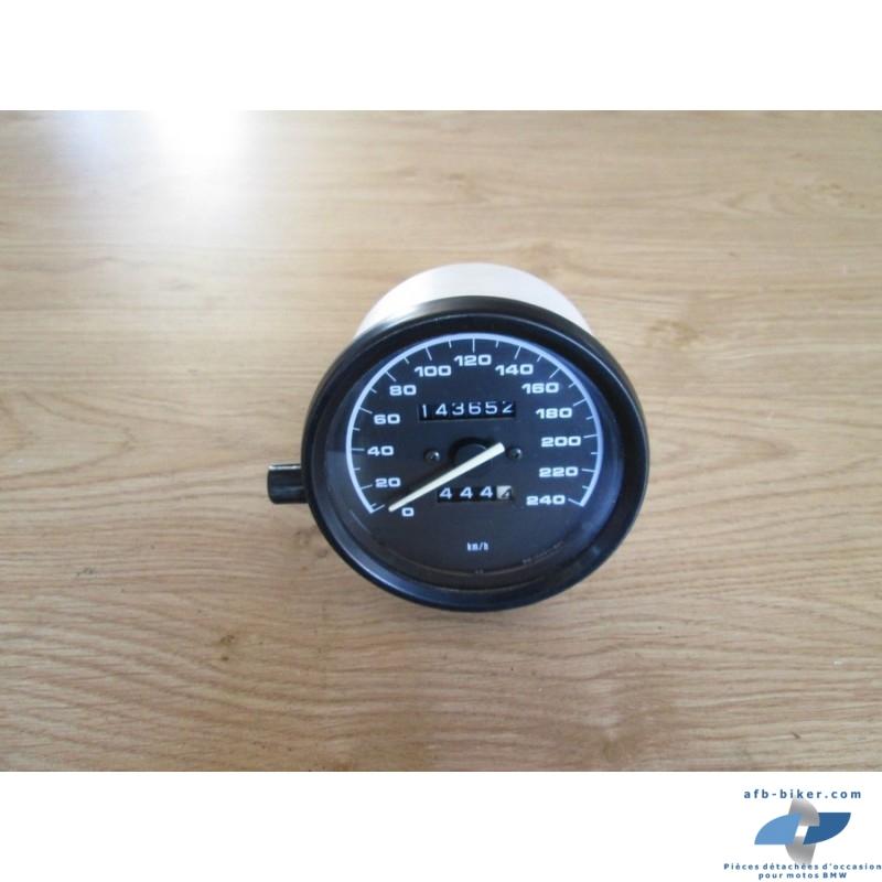 Le compteur en  bon état (143650 km), pour r 1100 rt / r /rs / gs - r 850 rt / r / gs - r 1150 rs / rt