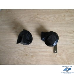 Duo de klaxons de BMW k75rt / k100rt/rs/lt / k1100lt/rs