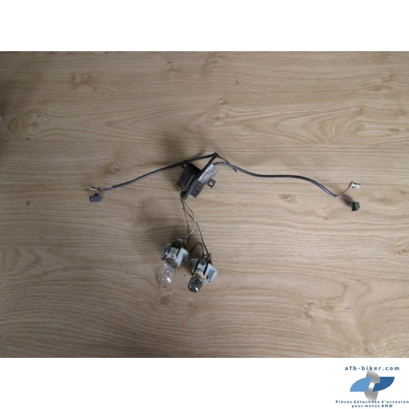 Faisceau électrique de cul de selle de BMW K75 / K100 / K1100