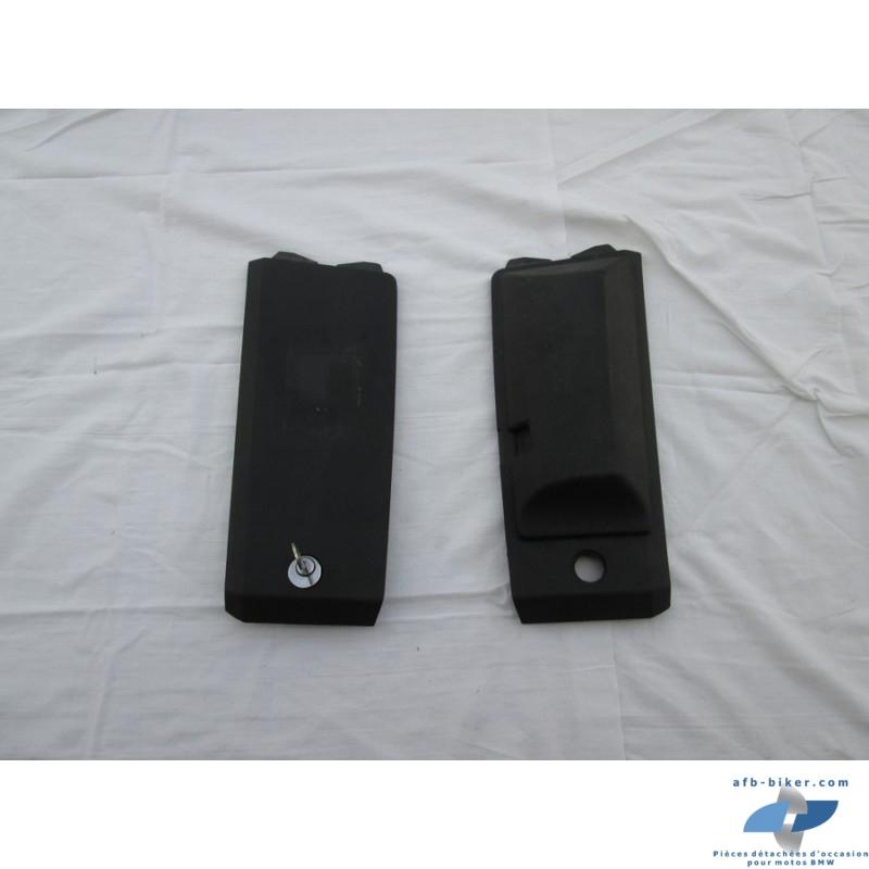 Couvercles droit et gauche de boite à gants de BMW k 1100 lt / k 100 lt / rt / k 75 rt