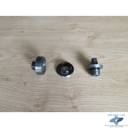 Tourillon gauche de tunnel de cardan de BMW k 1200 lt / rs / gt